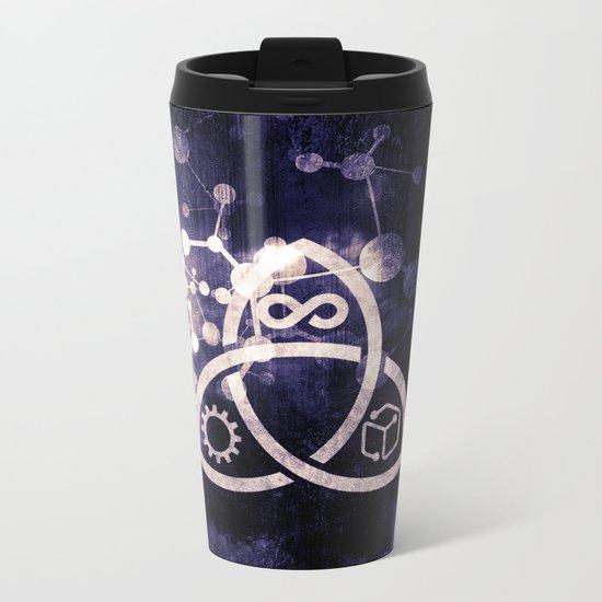 Raines Empire - Coalition Symbol Metal Travel Mug