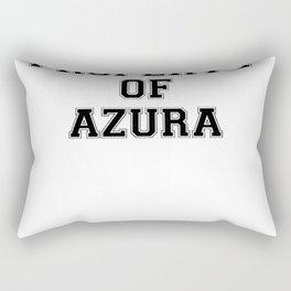Property of AZURA Rectangular Pillow
