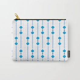 geometric design heavenly rhombuses Carry-All Pouch