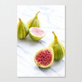 Tiger Figs Canvas Print