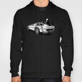 DeLorean / BW Hoody