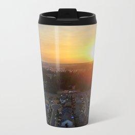 Sunset in the Northwest Travel Mug