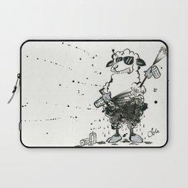 Black Sheep Laptop Sleeve