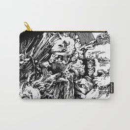leer, lopped, longlegged Carry-All Pouch