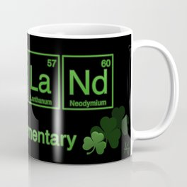 Ireland - It's Elementary Coffee Mug