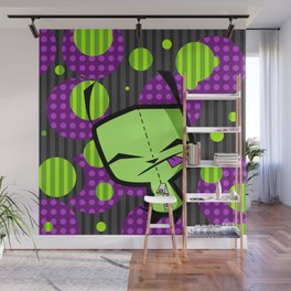 Happy Gir from Invader Zim Wall Mural