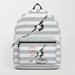 Sea adventure. Vacations without limits Backpack