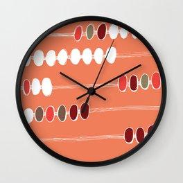 Abacus  Wall Clock