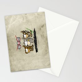 Protest Monkeys Stationery Cards