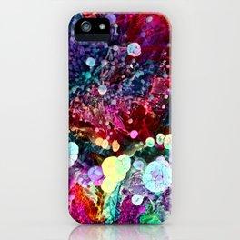 Microcosmos Macro 2 iPhone Case