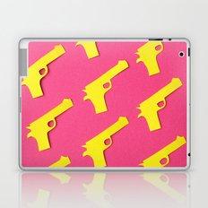 Guns Papercut Laptop & iPad Skin