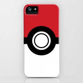 Poke-Ball iPhone Case