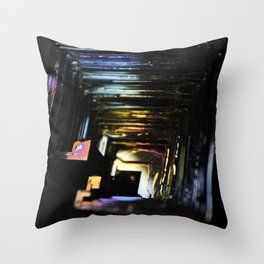 Handle Your Bismuth Throw Pillow