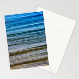 Lake Michigan Shoreline Stationery Cards