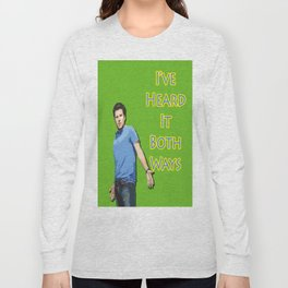 Shawn Spencer  Long Sleeve T-shirt