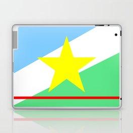 Roraima flag Brazil Laptop & iPad Skin