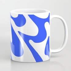 Swirly Whirly: Abstract Pop Art Painting by Bruce Gray Coffee Mug