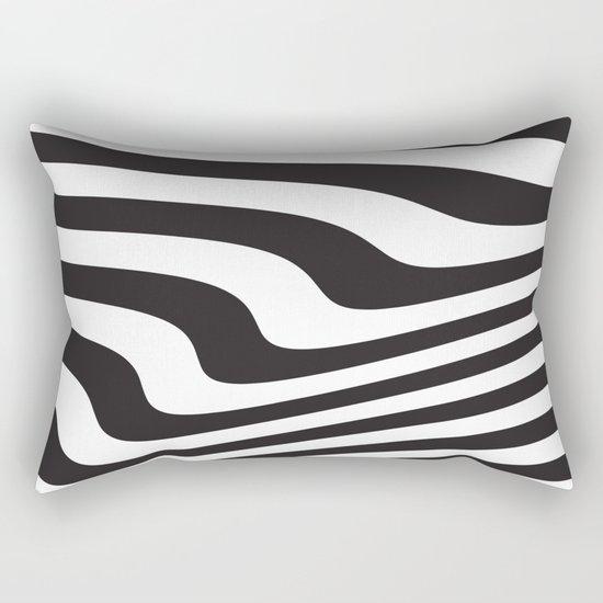 Wave III Rectangular Pillow