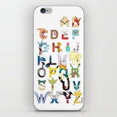 Pokebet iPhone & iPod Skin