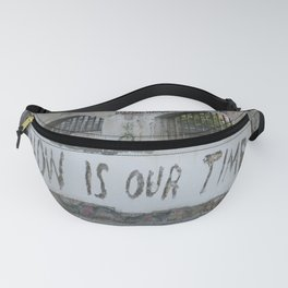 Now is our time Fanny Pack