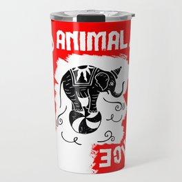 Say NO to Animal Performance – Elephant Travel Mug