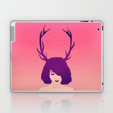 Jackalope Lady Laptop & iPad Skin