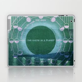 The Earth as a Planet Laptop & iPad Skin