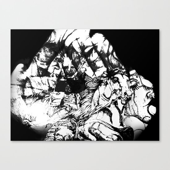 The Surreal Canvas Print