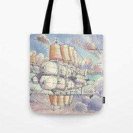 Il Veliero Volante Tote Bag
