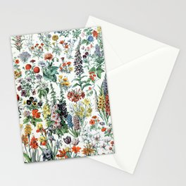 Adolphe Millot Fleurs A Stationery Cards