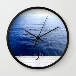 Monaco Calm Wall Clock