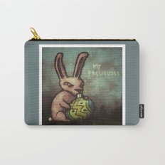 Evil Easter Bunny Carry-All Pouch