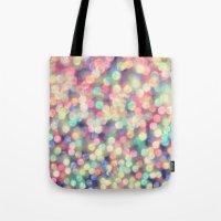 tiffany Tote Bags featuring TIFFANY  by Monika Strigel