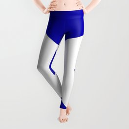 Scottish Flag Leggings