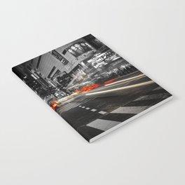 Shibuya Blur Notebook
