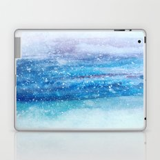 In the Blue Milky Way Laptop & iPad Skin