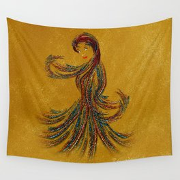 Dance of the Seven Veils Wall Tapestry