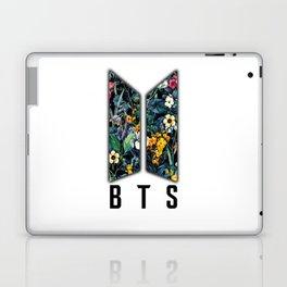 Flowers BTS Logo Laptop & iPad Skin