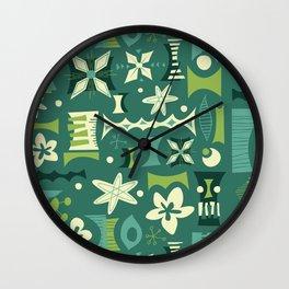 Taveuni Wall Clock
