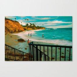 Laguna Cali. Canvas Print