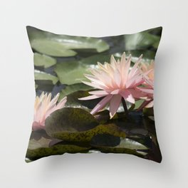 Longwood Gardens - Spring Series 304 Throw Pillow