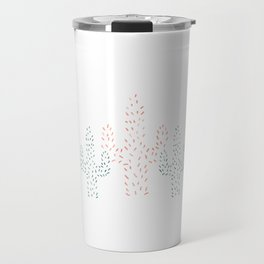 Watercolor Cactus Travel Mug