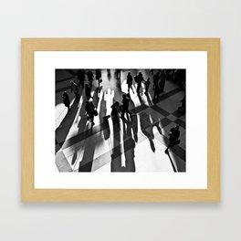 White Angel  Framed Art Print