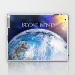Beyond Infinity | Extremophiles Laptop & iPad Skin