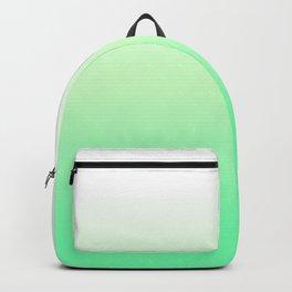 Mint Gradient Backpack