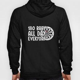 Dart Dartboard Darting Hoody
