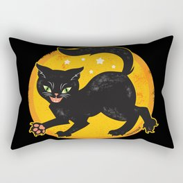 Frisky Business Rectangular Pillow
