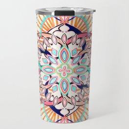 Summer Festival Pop Travel Mug