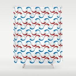 Infinite Bond Shower Curtain