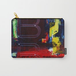 At The Bar And Bistro 2 by Kathy Morton Stanion Carry-All Pouch